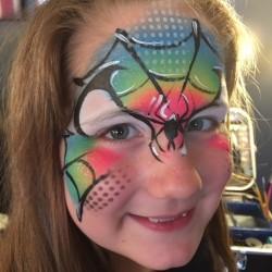 Rainbow Spider Hero